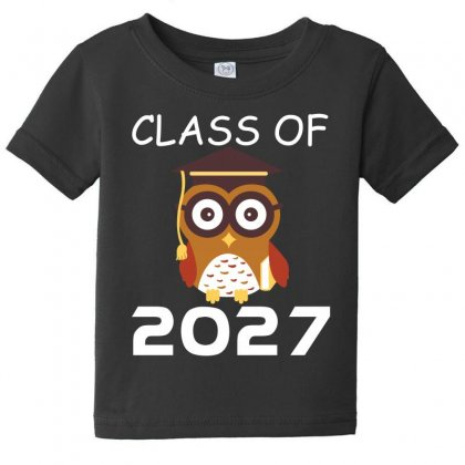 Class Of 2027 T Shirt Baby Tee Designed By Hung