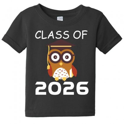 Class Of 2026 T Shirt Baby Tee Designed By Hung