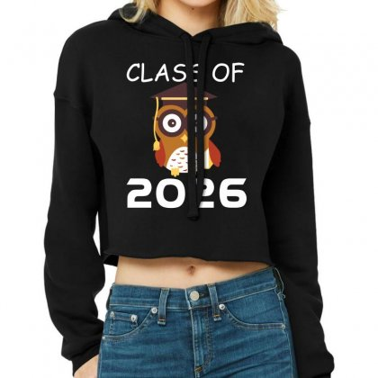Class Of 2026 T Shirt Cropped Hoodie Designed By Hung