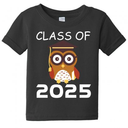 Class Of 2025 T Shirt Baby Tee Designed By Hung