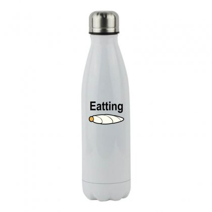 Eatting Stainless Steel Water Bottle Designed By