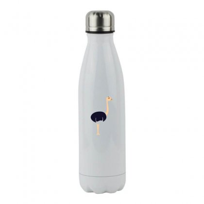 Emosional Stainless Steel Water Bottle Designed By
