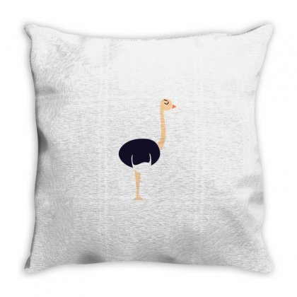 Emosional Throw Pillow Designed By