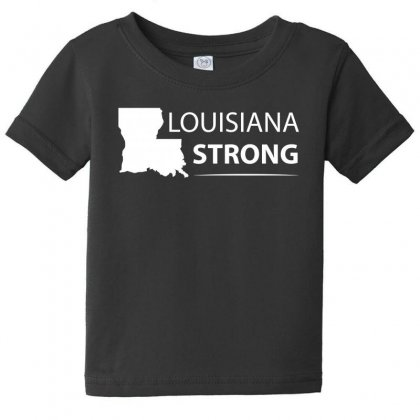Louisiana Strong T Shirt Baby Tee Designed By Hung