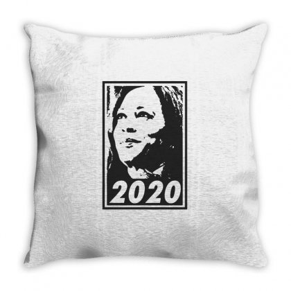 People 2020 Throw Pillow Designed By