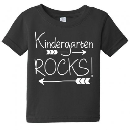 Kindergarten On The First Day Of School T Shirt Baby Tee Designed By Hung