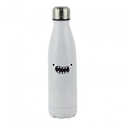 Face Cute Stainless Steel Water Bottle Designed By