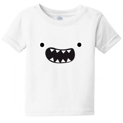 Face Cute Baby Tee Designed By