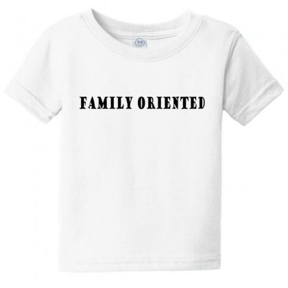 Family Oriented Baby Tee Designed By