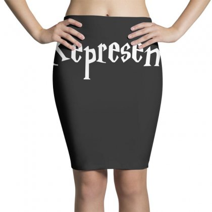 Represent T Shirt Pencil Skirts Designed By Hung
