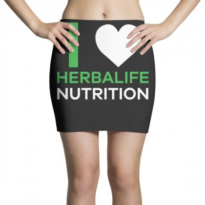 I Love Herbalife Nutrition T Shirt Mini Skirts Designed By Hung