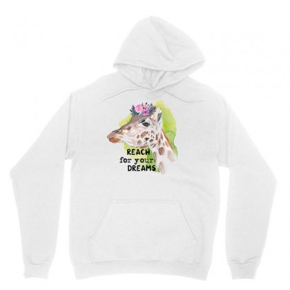 Reach For You Dreams Unisex Hoodie Designed By