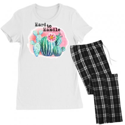 Hard To Handle Women's Pajamas Set Designed By