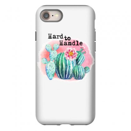 Hard To Handle Iphone 8 Case Designed By