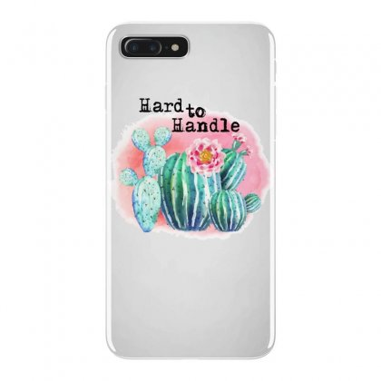 Hard To Handle Iphone 7 Plus Case Designed By