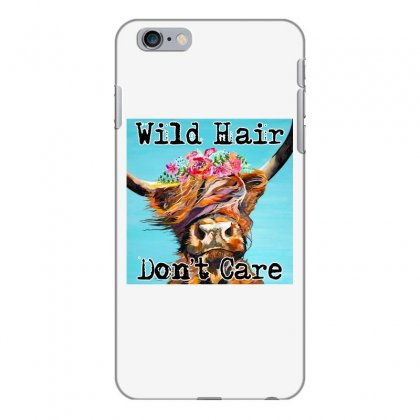 Wild Hair Don't Care Iphone 6 Plus/6s Plus Case Designed By