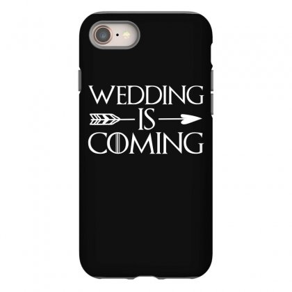 Wedding Is Coming For Dark Iphone 8 Case Designed By