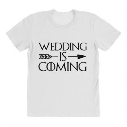 Wedding Is Coming For Light All Over Women's T-shirt Designed By