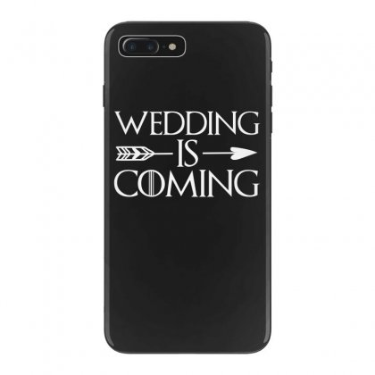 Wedding Is Coming For Dark Iphone 7 Plus Case Designed By
