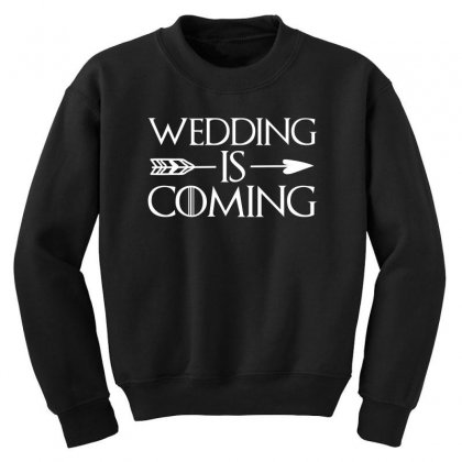 Wedding Is Coming For Dark Youth Sweatshirt Designed By