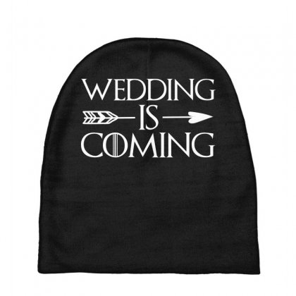 Wedding Is Coming For Dark Baby Beanies Designed By