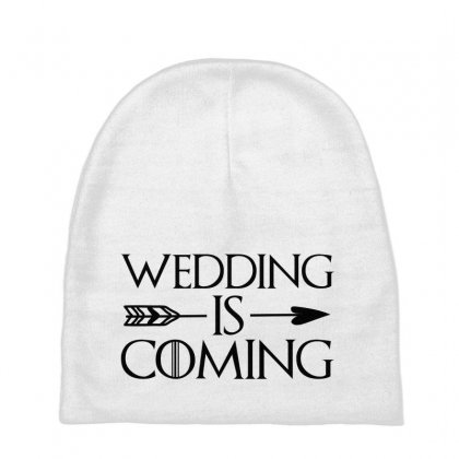 Wedding Is Coming For Light Baby Beanies Designed By