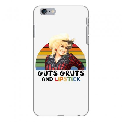 Guts Gruts And Lipstick For Light Iphone 6 Plus/6s Plus Case Designed By