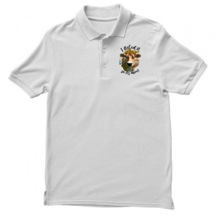 I Licked It So It's Mine For Light Polo Shirt Designed By