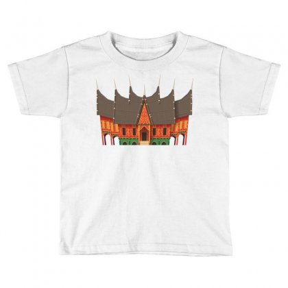 Gadang Minangkabau People Toddler T-shirt Designed By Salmanaz
