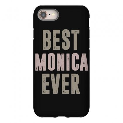 Is Your Name, Monica? This Shirt Is For You! Iphone 8 Case Designed By