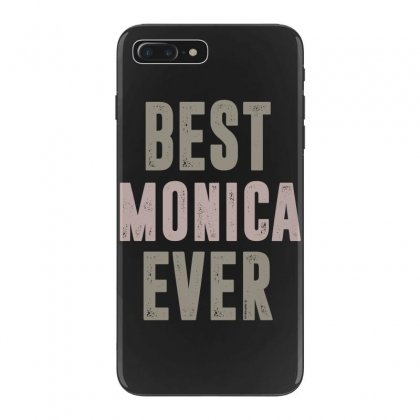 Is Your Name, Monica? This Shirt Is For You! Iphone 7 Plus Case Designed By