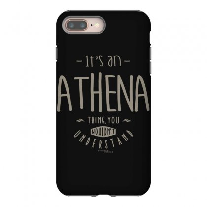 Is Your Name, Athena. This Shirt Is For You! Iphone 8 Plus Case Designed By