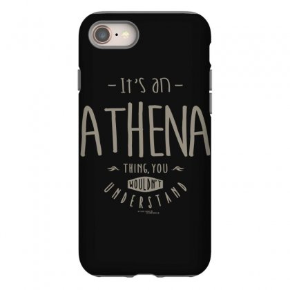Is Your Name, Athena. This Shirt Is For You! Iphone 8 Case Designed By