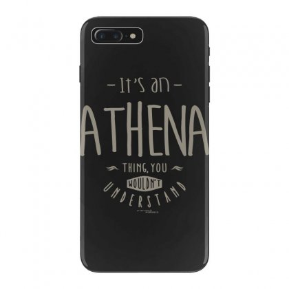 Is Your Name, Athena. This Shirt Is For You! Iphone 7 Plus Case Designed By