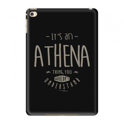 Is Your Name, Athena. This Shirt Is For You! Ipad Mini 4 Case Designed By