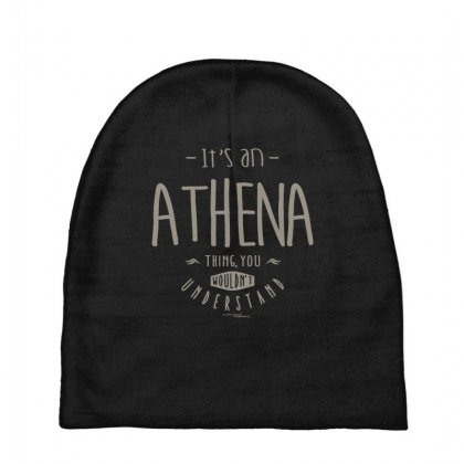 Is Your Name, Athena. This Shirt Is For You! Baby Beanies Designed By