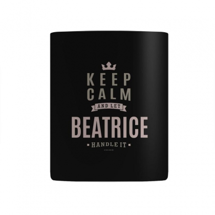 Is Your Name, Beatrice This Shirt Is For You! Mug Designed By
