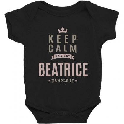 Is Your Name, Beatrice This Shirt Is For You! Baby Bodysuit Designed By