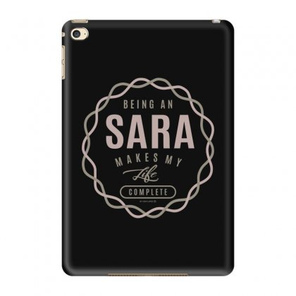 Is Your Name, Sara ? This Shirt Is For You! Ipad Mini 4 Case Designed By
