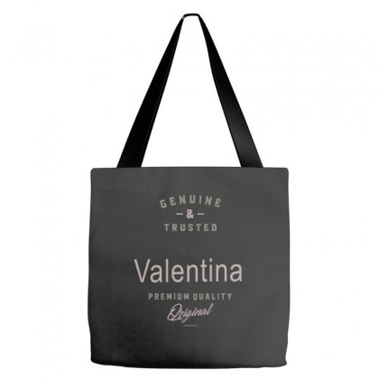 Is Your Name, Valentina ? This Shirt Is For You! Tote Bags Designed By Chris Ceconello