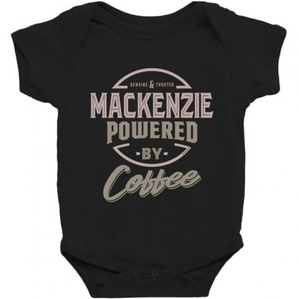 Is Your Name, Mackenzie? This Shirt Is For You! Baby Bodysuit Designed By