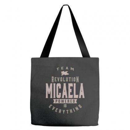Is Your Name, Micaela? This Shirt Is For You! Tote Bags Designed By Chris Ceconello