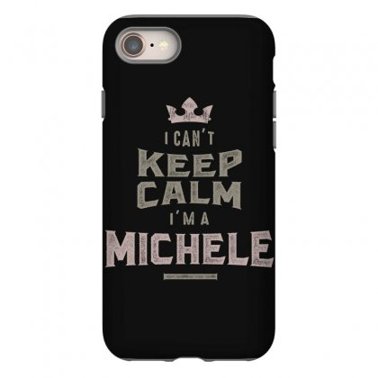 Is Your Name, Michele? This Shirt Is For You! Iphone 8 Case Designed By