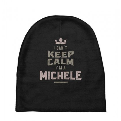 Is Your Name, Michele? This Shirt Is For You! Baby Beanies Designed By