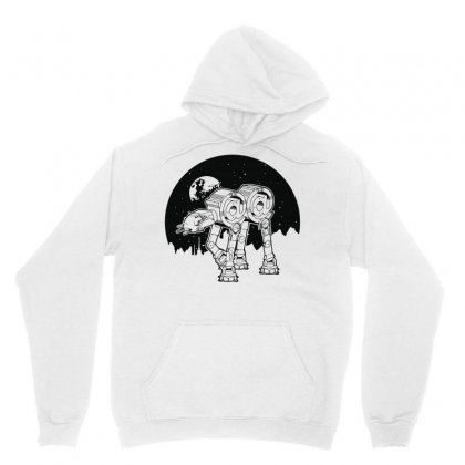 Iconic Wars Unisex Hoodie Designed By