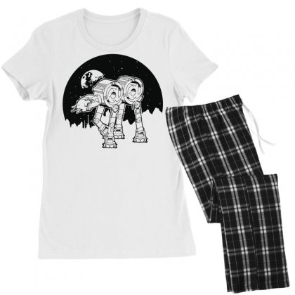 Iconic Wars Women's Pajamas Set Designed By