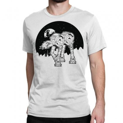 Iconic Wars Classic T-shirt Designed By