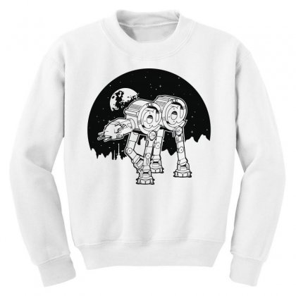 Iconic Wars Youth Sweatshirt Designed By