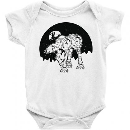 Iconic Wars Baby Bodysuit Designed By