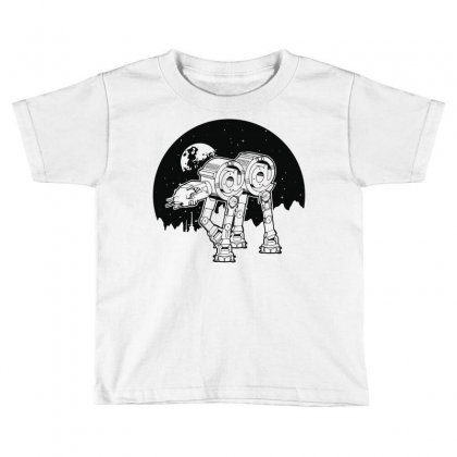 Iconic Wars Toddler T-shirt Designed By